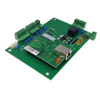control de acceso de alarma al por mayor-control de acceso TCP / IP de la puerta de control de acceso cantante apoyo potente de 32 bits / hora función de Asistencia / Web / despertador Servicio de sn: T01