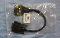 escáneres de diagnóstico de motocicleta al por mayor-4 pines para el cable BENELLI utilizado en el escáner de diagnóstico universal de motocicletas MST-500 / MST-100P / MST-3000