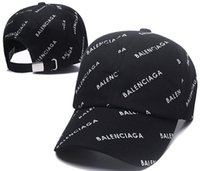 sombrero de hiphop coreano al por mayor-2019 Mejor versión Coreano hiphop hombres mujeres snapback Gorra de béisbol gosha Rubchinskiy polos vetements Bordado carta Sombrero de béisbol gorra de golf