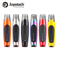 Wholesale e cigarette joyetech resale online - 25W Joyetech Exceed Edge Starter Kit mAh with ml Pod EX ohm MTL Coil Head E cigarette Starter Kit