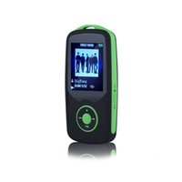 Wholesale 4gb tft mp3 player online - Original RUIZU X06 Mp3 Player Bluetooth GB TFT quot LCD Screen Lossless Voice Recorder FM Hifi Mini Sports MP3 Music Player