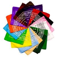 Wholesale bandana male resale online - 1PC Bandanas for Male Female Mountain climbing Head Scarf Outdoor Sport Scarves Pocket Towel Face Mask Bandana