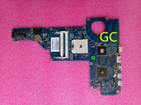 Wholesale 653427 for HP pavilion DV4 DV4 laptop motherboard with AMD A60m chipset m G