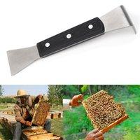 ingrosso strumenti di apicoltura-Attrezzo professionale dell'escavatore dell'acciaio inossidabile di apicoltura dell'apicoltore per l'apicoltore nuovo