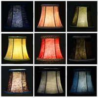 Wholesale ceiling lights covers for sale - Group buy 5Pcs Velvet Lampshade Fabric Desk Ceiling Candle Light Bulb Clip Cover