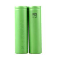 vw ecig achat en gros de-Top 18650 chargeur de batterie VTC5 2600mAh VTC4 2100mAh 3.7V Li-ion rechargeables utilisant pour Ecig vw Mods Flydream