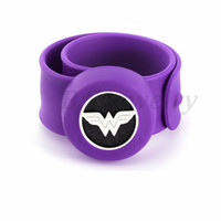 Wholesale characters kid bracelets for sale - Group buy Movie character Kids Silcone Adjustable Mosquito Repellent Bangle Essential Oil Diffuser Slap Bracelet With Stainless Steel Diffuser Locket