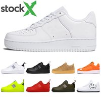 Wholesale mens shoe casual resale online - 2020 men women platform sneakers skateboard shoes low top sup black white utility volt red olive Flax mens trainer casual sports shoe