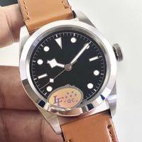 мужские часы оптовых-2 стиль лучшее издание IfFactory 41 мм m79540 кожаные часы швейцарские eta2824 механизм автоматические механические 316 стальные мужские наручные часы