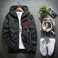 ingrosso giacca da pesca traspirante-Abbigliamento da pesca Daiwa Daiwa Abbigliamento da pesca a secco rapido Sport all'aria aperta Camicie da uomo Camouflage