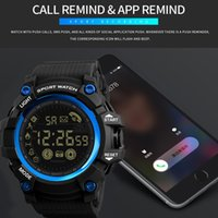 Wholesale electronics technology resale online - Fashion Technology Full Of Multi Functional High Tech Sports Electronic Watch digital Watch fashion gif Men s Outdoor spo