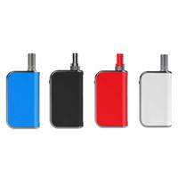 c5 ücretsiz gönderim toptan satış-Kalın Yağ Kartuşları Liberty V1 V5 V9 X5 Tankı için Ücretsiz Kargo Komodo C5 Kutusu Mod 400 mAh Onceden Pil Fit