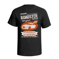Wholesale daihatsu cars for sale - Group buy Daihatsu Copen Roadster Retro Style Mens Car T Shirt