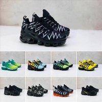 zapatos de baloncesto para niños a la venta al por mayor-Nike Air TN Plus Bred Kids Zapatillas de baloncesto Gimnasio Rojo Infantil Niños toddler Gamma Blue Concord entrenadores niño niña tn zapatillas Space Jam