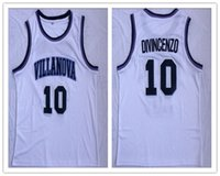 Wholesale villanova wildcats jersey for sale - Group buy custom made Villanova Wildcats Donte DiVincenzo man women youth basketball jerseys size S XL any name number