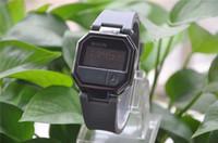 montres décontractées cool achat en gros de-Hot Bear Watch TECHNOMARINE Mode Casual Électronique Mesdames Montre LED Cool Light Ceinture De Silicone Livraison Gratuite