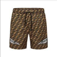ingrosso riassunti di pugile nylon blu-Gli uomini casuali degli shorts casuali degli uomini casuali di nuovo arrivo 2019 di modo di estate hanno stampato i bicchierini casuali della spiaggia di commercio europeo degli uomini g6005