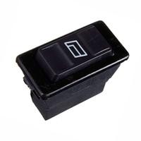универсальные оконные переключатели оптовых-5-контактный 12V Универсальный автомобильный усилитель стеклоподъемника ВКЛ / ВЫКЛ SPST Кулисный переключатель
