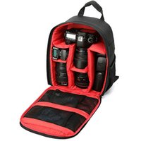 Wholesale multi camera bags for sale - Group buy Multi Functional Camera Backpack Video Digital Bag Waterproof Outdoor Camera Photo Bag Case For DSLR For