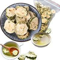 Wholesale fruit teas resale online - Preferred Chinese Specialty Herbal Tea Natural Balsam Momordica Charantia Slices Fruit Tea New Scented Tea Top Grade Healthy Green Food