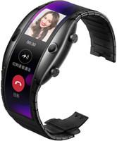 Wholesale phone nubia for sale – best Original Nubia Alpha Smart Mobile Phone Watch quot Foldable Flexible Screen Snapdragon Wear Quad Core GB RAM GB ROM MP Wristwatch