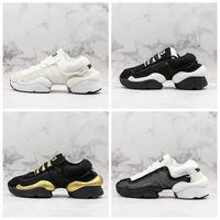 sapatos para homens y3 venda por atacado-Y-3 Homens Sapatos Ren Kaiwa núcleo calçados Mens Running Shoes Para As Mulheres Luxe Moda Amarelo Preto Vermelho Y3 Formadores Tênis De Designer Tamanho 36-45