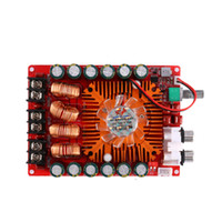 hohe module großhandel-Freeshipping ESTINK Neue TDA7498E Digital Verstärkerplatine 160W + 160W Dual Channel Audio Stereo Power Verstärker Board Module High Power