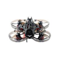 dronlar w kameralar toptan satış-Happymodel Mobula7 HD 75mm FPV Mini Drone w / CADDX Kaplumbağa V2 HD Kamera 3 S 11.4 v 300 mah 30C / 60C Yüksek Hız Pil