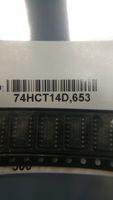 Wholesale electronics converter resale online - 10PCS NXP HCT14D HCT14D T Nexperia SO Converter HEX INVERTER SCHMITT TRIGGER Logic ICs Electronic components