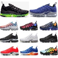 Wholesale games race for sale - Group buy Running shoes for mens PURE PLATINUM Game Royal blue cool grey Volt triple white black womens sport sneakers trainers shoes size