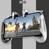 Wholesale shooting game mobile for sale - Group buy AK16 Gamepad Winner Chicken Dinner Game Controller Smart Phone Game Joysticks Precision Shooting Easy Win For Mobile phone