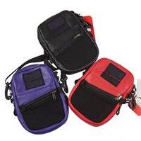 mens mini çantalar toptan satış-Yeni Kutu Logo Hayat Kaykaylar Tasarımcı Crossbody Çanta 19ss Erkek Bayan Omuz Çantası Mini Sevimli Tasarımcı Çanta Messenger Çanta