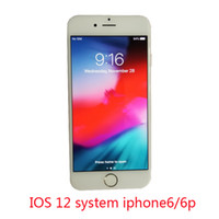 Wholesale free apple accessories online - IOS12 Original Refurbished Apple iPhone Cell Phones G IOS Rose Gold quot i6 Smartphone US version China DHL free