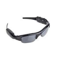 поддержка солнцезащитных очков оптовых-480p цифровой видеомагнитофон HD Cam очки мини-Камера DV DVR мобильные очки Очки видеокамеры поддержка TF карты
