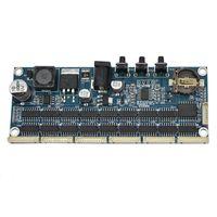 tabla de brillo al por mayor-Diy Tube Tube Glow Tube Clock Module Core Board IN14 QS30 IN12 Nixie PCBA Kit