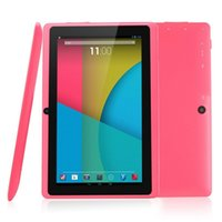 Wholesale rom tablet q88 for sale - Group buy Q88 Inch Android Tablets PC ALLwinner GB ROM GB RAM Cheap A33 Quade Core Dual Capacitive tablets High Quality