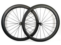 novatec röhrenräder groihandel-700C 50mm Tiefe Rennradräder mit 25mm Breite Fahrradreifen / Rohrreifen aus Carbon mit novatec 271/372 Nabe U-Form
