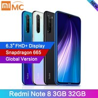 Wholesale xiaomi 3gb ram resale online - Global Version Xiaomi Redmi Note MP Cameras GB RAM GB Smartphone Snapdragon Octa Core quot FHD Screen Mobile phone