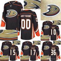 Wholesale ryan kesler jerseys resale online - Anaheim Ducks Jersey Hot drilling Ryan Getzlaf Jersey Ryan Kesler Customize any number any name hockey jerseys