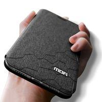 funda kapak örtüsü toptan satış-Toptan Orijinal Deri Flip Case Kapak Için Xiaomi Redmi Not 5 7 6 Pro 4X6A S2 Artı 360 Darbeye Lüks Funda Siyah Mavi kitap