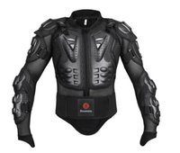 motorrad-rüstungsschutzjacke großhandel-Professioneller Motocross Racing Körperschutz Motorradjacke Brustschutz