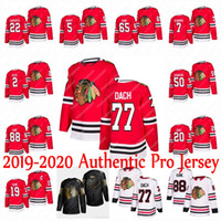 Wholesale blackhawks youth jerseys resale online - Youth Kirby Dach Chicago Blackhawks Authentic Pro Jersey Patrick Kane Jonathan Toews Corey Crawford Duncan Keith Maatta Dylan