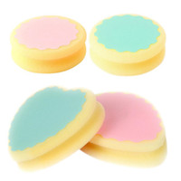 Wholesale hair removal pads resale online - Hair Removal Pads Painless Smooth Skin Leg Arm Face Hair Removal Remover Exfoliator Depilation Sponge Skin Beauty Care Tools T0391