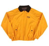 trajes de color amarillo al por mayor-Chaqueta para hombre Primavera Otoño Estilo callejero Trajes amarillos 2019 Moda bajar cuello BTS Chaqueta Streetwear