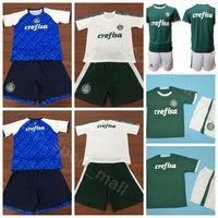 z e venda por atacado-Jersey de Futebol do FC Palmeiras 2019 2020 Conjunto 19 Bruno Henrique 8 Zé Rafael 9 Miguel Borja 18 Alejandro Guerra Camisa de Futebol Kits Uniforme