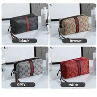 Wholesale mobile electronics online – Best Selling Handbag Designer Fashion Bag Handbag Wallet Hand Holding Storage Bag Portable Mobile Phone Cosmetics Storage Bags