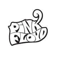 araba müzik aksesuarları toptan satış-Pink Floyd Sticker Rock Grubu Müzik Araba Vinil Araba Çıkartması Kişilik Aksesuarları Dekorasyon