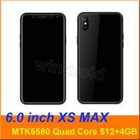 ingrosso telefoni cellulari android di grande schermo-XS MAX 6