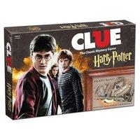 sıcak figürler toptan satış-2019 Sıcak Satış Clue Harry Potter Kurulu Oyunu Aksiyon Figürleri koleksiyoncu Sürümü Yepyeni Mühürlü Set Cadılık Oyunu Koleksiyon Kartları Kiti Oyuncak