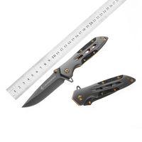 бесплатное охотничье снаряжение оптовых-CM84 открытый кемпинг тактический карманный нож дикий выживания складной нож туризм рыбалка открытый оборудование охотничий нож бесплатная доставка